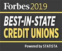 Forbes 2018 Best-In-State Credit Unions