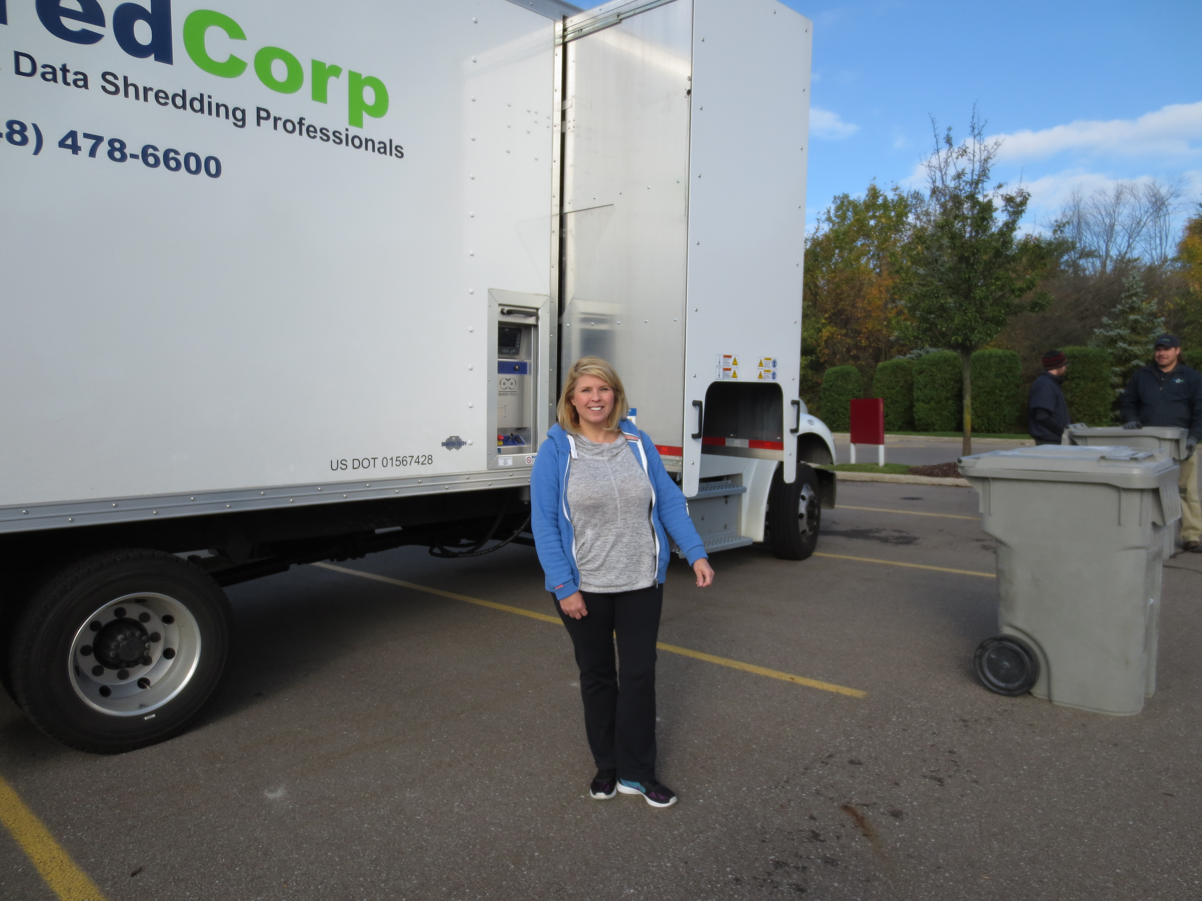 image to support article about Credit Union ONE Hosts Shred Day in Macomb