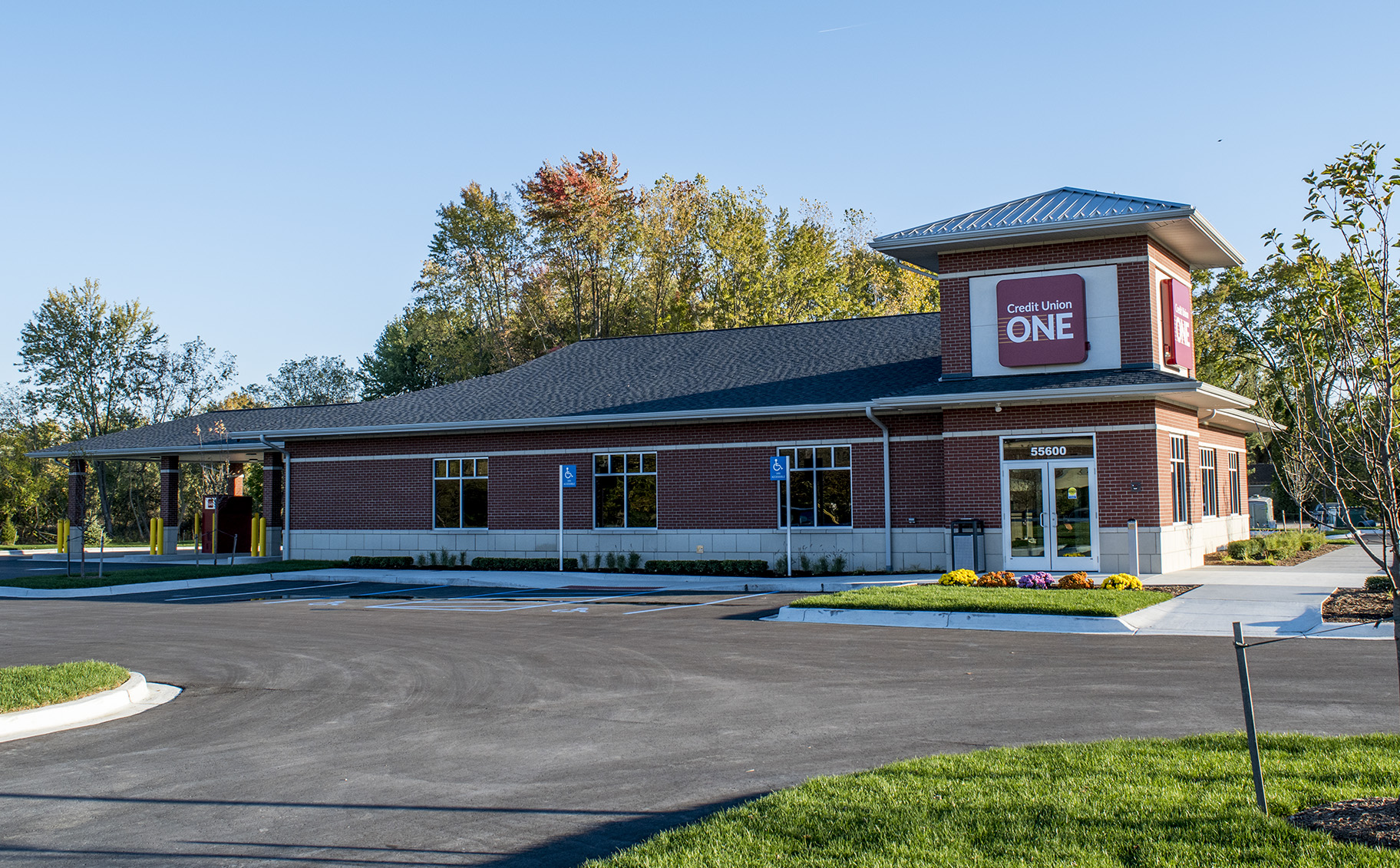 image to support article about Credit Union ONE Opens Relocated Shelby Township Branch
