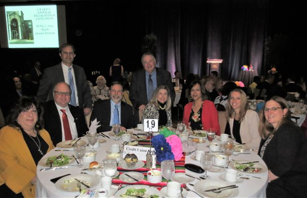 image to support article about Credit Union ONE Supports LA SED Annual Awards Luncheon