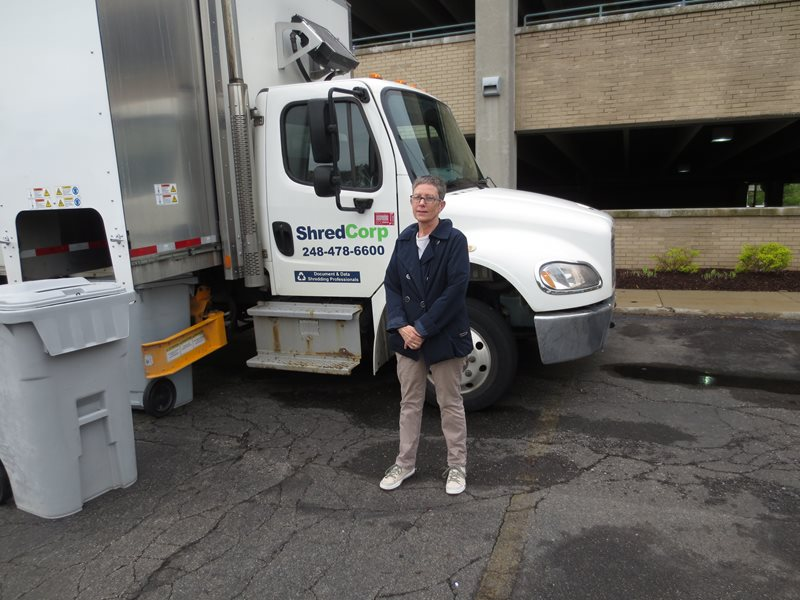 image to support article about Credit Union ONE Hosts Free Shred Day In Ferndale