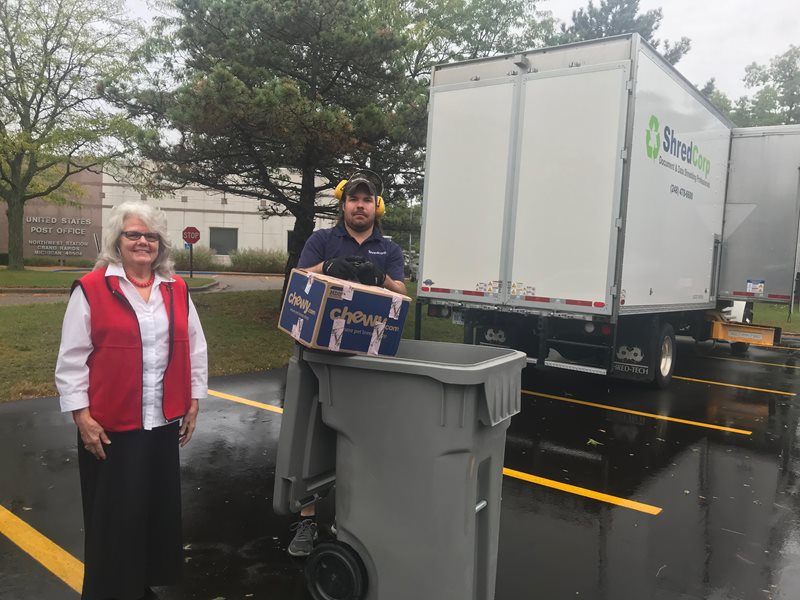 image to support article about Credit Union ONE Hosts Shred Day in Grand Rapids